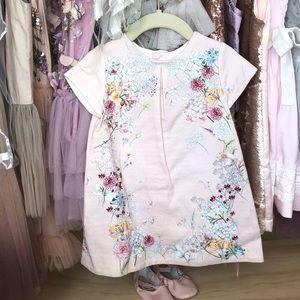 Toddler floral Zara Baby dress